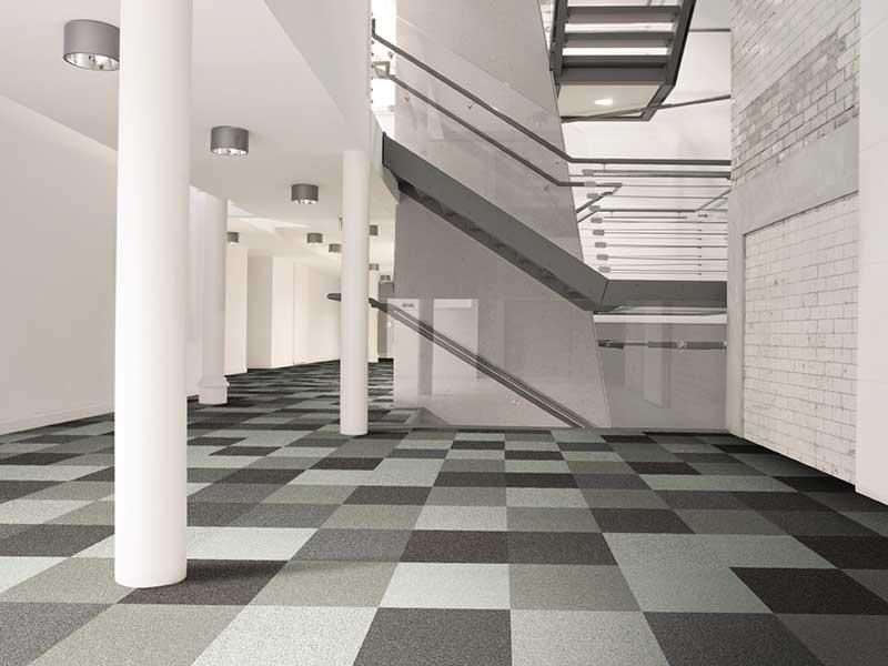 חיפויי רצפה מעוצבים, שטיחי אריחים מעוצבים