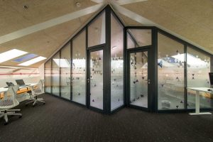 מחיצות אקוסטיות ומודולריות לעיצוב משרדים | אינובייט