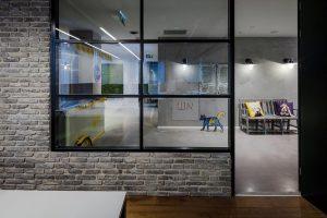מחיצות זכוכית, מחיצות אקוסטיות למשרדים   אינובייט