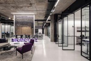 עיצוב משרדי חברת BIOHOUSE, אדריכל עדי אופנהיים