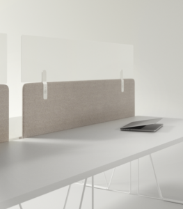 מחיצות הפרדה לשולחן לפי התקן הסגול - אינובייט