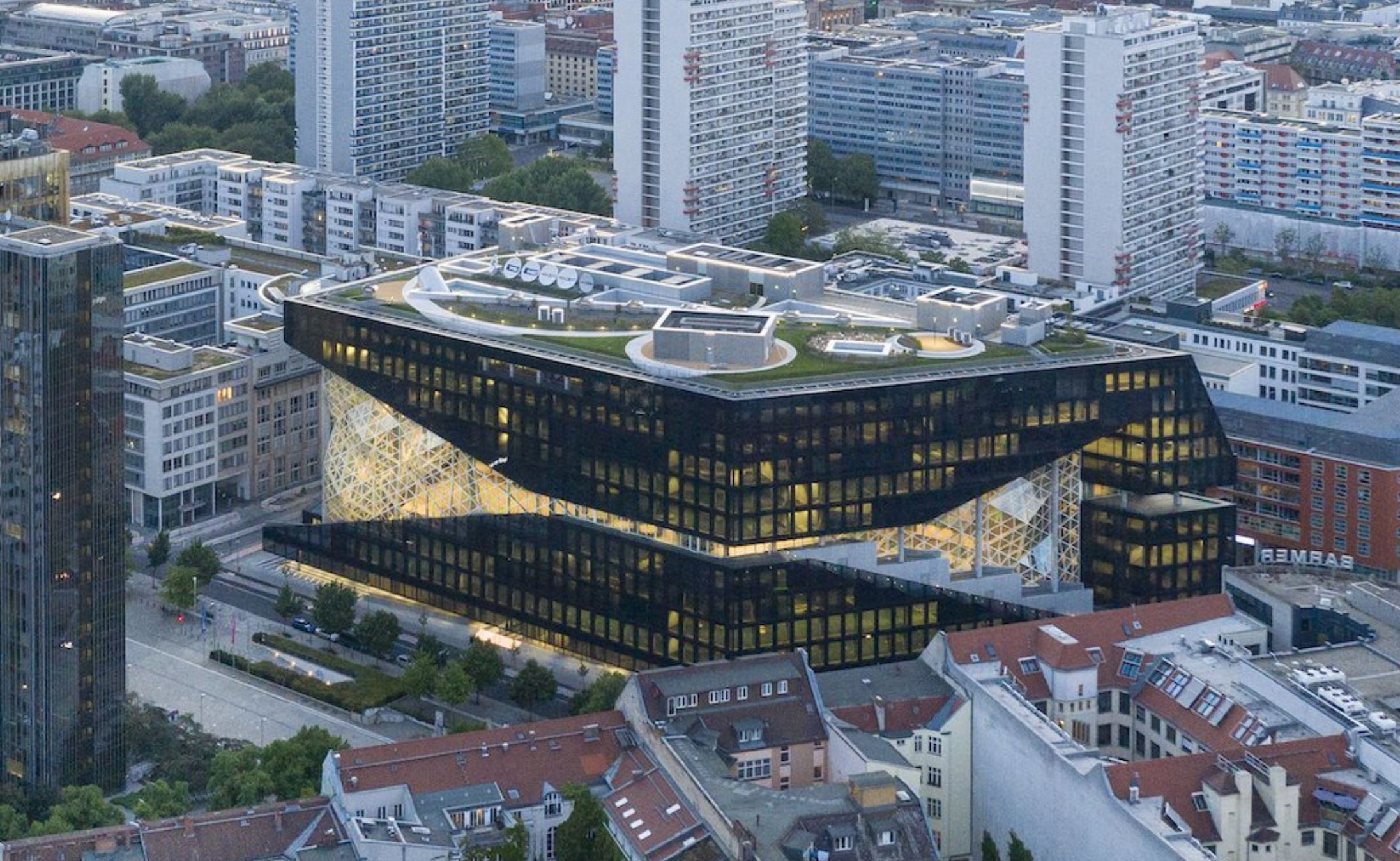פרוייקט שעוצב על ידי משרד האדריכלים ההולנדי הנודע OMA | אינובייט