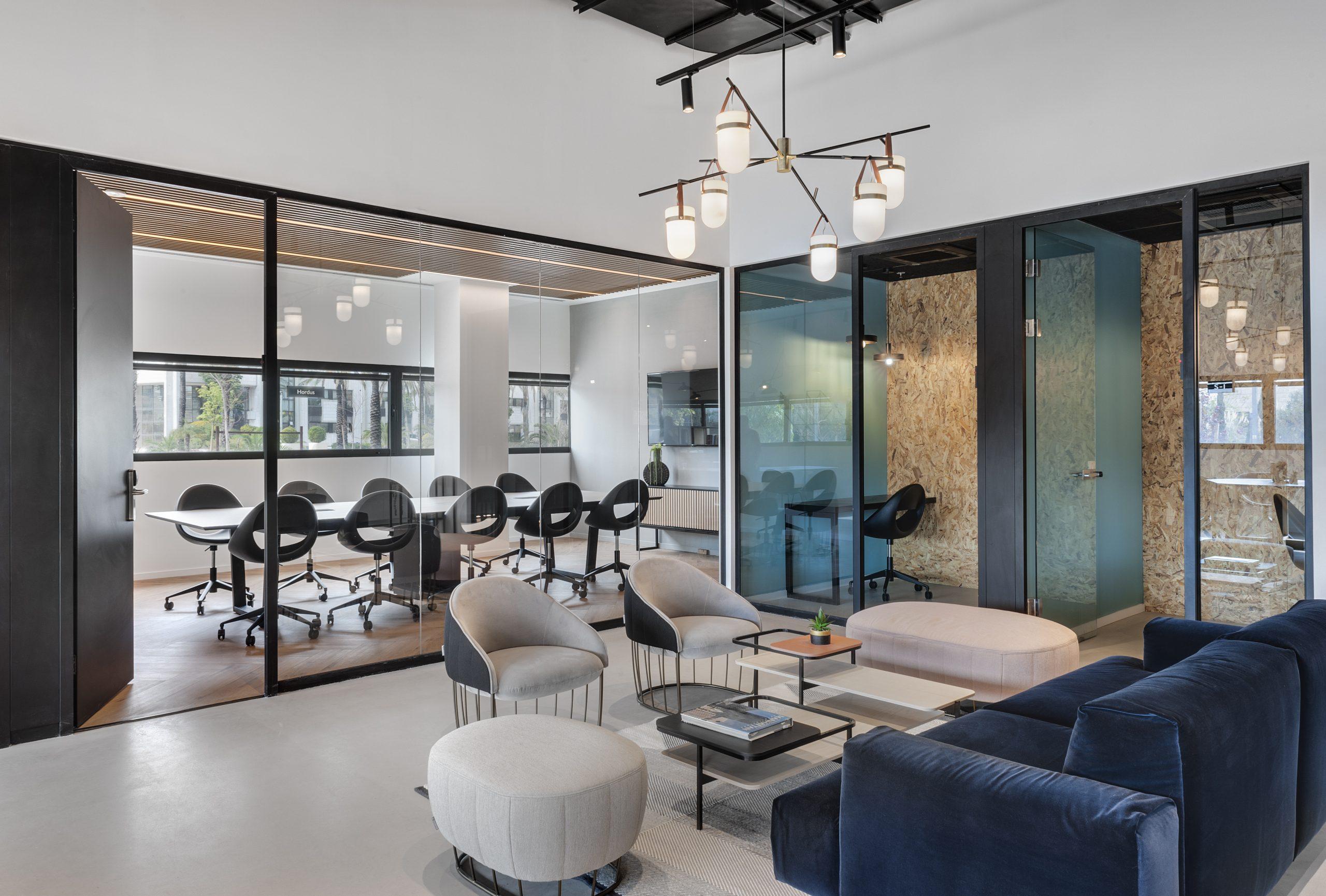 משרדי REGUS | אינובייט - innovate