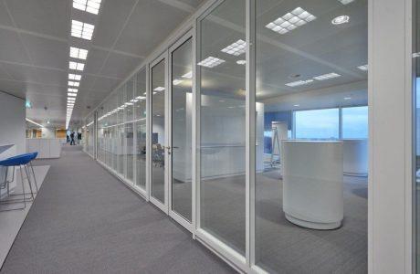 חברת המחיצות MAARS בבניית הבניין בר הקיימא הגדול בעולם