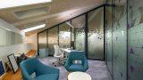 מחיצות ניידות אקוסטיות ודקורטיביות לעיצוב משרדים | אינובייט