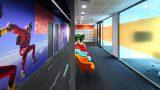 מחיצות פנורמיות למשרדים - panorama21