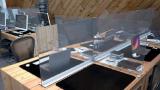 מחיצת שולחן מעוצבות להפרדה לפי התקן הסגול - אינובייט